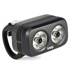 Knog Blinder Road Rechargeable Hi Power Front Light Black MTB Fixie Bike Bicycle