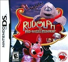 Rudolph the Red-Nosed Reindeer Nintendo DS, 2010 Video Game Brand New Free Ship