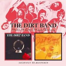 The Dirt Band Make A Little Magic/Jealousy CD NEW SEALED Remastered Nitty Gritty