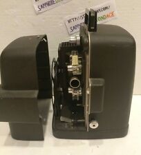 BELL & HOWELL AUTOLOAD SUPER EIGHT DESIGN 346A & Case USED RARE Model