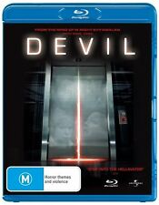 Devil (Blu-Ray, M) Fast Free Post