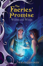 Wishes and Wings By Duey, Kathleen   New (Trade Cloth) BOOK   9781416984603