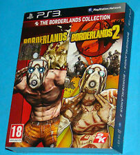 The Borderlands Collection - Borderlands 1 e 2 - Sony Playstation 3 PS3 - PAL