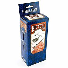 BICYCLE PLAYING CARDS 12 Deck * Standard Face * Red & Blue * New & Sealed