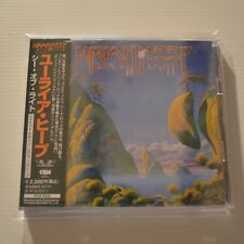 URIAH HEEP - SEA OF LIGHT - 1995 CD JAPAN FIRST PRESS PROMO SAMPLE