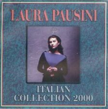 CD LAURA PAUSINI - ITALIAN COLLECTION 2000