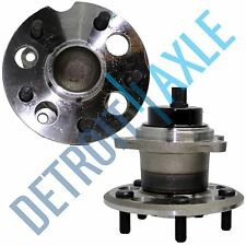 Pair: 2 New REAR 2004-10 Toyota Sienna FWD ABS Wheel Hub and Bearing Assembly