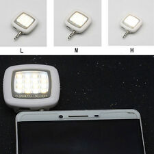 16 LED  For Samsung iPhone Smartphone Selfie Flash Devices Fill Flash Light mei