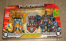 TRANSFORMERS ROTF NEST BATTLE PACK BUMBLEBEE SOUNDWAVE MISB RARE NEW