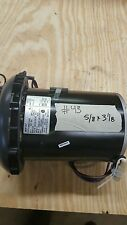 Genteq, f48mo1a05, 1hp, 230v, 1 pH, 1100rpm, 48y fr, 5/8 shaft