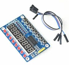 Mini development board 7 segments Commutateur LED arduino avr pic UK