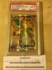 Pokemon XY Evolutions Dragonite EX Full Art PSA 10 Gem Mint