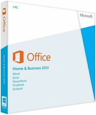 MICROSOFT Office Home and Business 2013 Windows + 8gb unità flash USB avviabile
