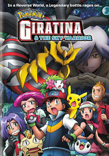 Pokemon The Movie-giratina & Sky Warrior [dvd/ff] (Warner Home Video)