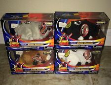 4 Pack Kung Zhu Battle Hamsters: Azer, Yama, Thorn, & Drayko  NIB