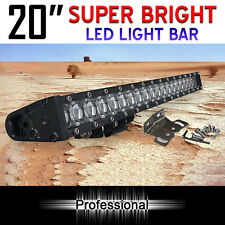 LED Work Light Bar– 100w 20 Inch CREE 12v,24v, 4x4 4WD Offroad Car, Truck, Boat.