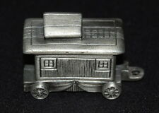 FORT PEWTER - LASTING EXPRESSIONS PEWTER TRAIN CABOOSE