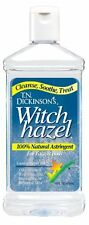 3 Pack - T.N. Dickinson's Witch Hazel 100 % Natural Astringent 16oz Each
