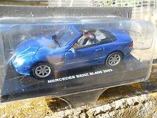 DIE CAST MERCEDES BENZ SL600 2003 SCALA 143