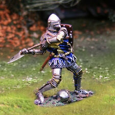 COLLECTORS SHOWCASE AGINCOURT MEDIVEAL KNIGHTS CS00675 SIR WALTER PAVELEY MIB