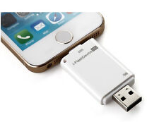 NEW 32GB USB i-Flash Drive U Disk 8pin Memory Stick For iPhone 5 5S 5C 6 6 plus