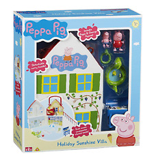 Peppa Pig Holiday Sunshine Villa - Peppa & George figures included