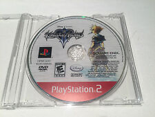 Kingdom Hearts II (Playstation PS2) Game in Plain Case Excellent!