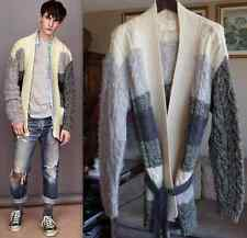 New sz S / M James Long for Topman sweater cardigan coat $395