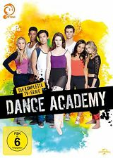 DANCE ACADEMY - Complete Series - Seasons 1,2,3  - Region2/UK - 13 DVDs BOX