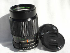 PENTAX K (PK) mount fit QUANTARAY 135mm F 2.8 lens