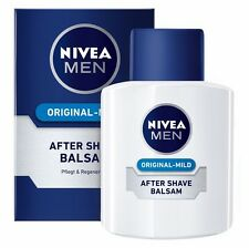 NIVEA MEN AFTER SHAVE BALSAM ORIGINAL 100ml FREE SHIPPING!!! FAST DELIVERY!!!
