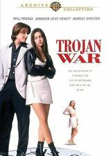 TROJAN WAR (1997 Jennifer Love Hewitt) -  Region Free DVD - Sealed