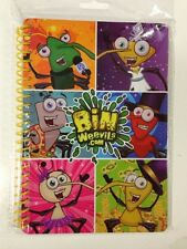 Bin Weevils A5 Notebook Brand New Gift