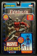 "2005 TOYBIZ MARVEL LEGENDS GALACTUS SERIES DEATHLOK  6"" ACTION FIGURE MOC"