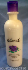 Avon Naturals Violet Body Lotion 8.4 fl oz   Discontinued  Sealed Product