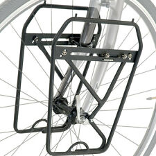 Axiom Journey DLX-front bike velo lowrider rack pour s'adapter bicycle forks