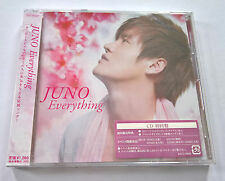Juno From 2PM Everything Japan Press CD  - Sealed