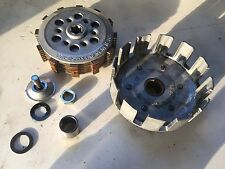 A COMPLETE CLUTCH MOTORCYCLE KAWASAKI 125 KDX 125KDX TYPE DX125B