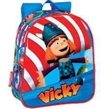 Vicky el Vikingo-Fuerte Acolchado Mochila con anotó Bolsillo Tamaño: 28x24x10cm