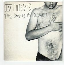 (FA738) IV Thieves, The Day Is A Downer EP - DJ CD
