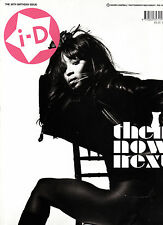 I-D #308 NAOMI CAMPBELL Nick Knight ASH STYMEST Eliza Cummings DAISY LOWE @Exclt