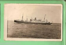 "#D.   SHIPPING  PHOTOGRAPH ""JERVIS BAY"", ABERDEEN, COMMONWEALTH LINE"