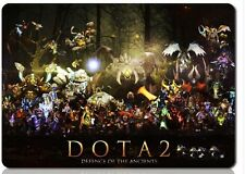 New 350*250*3MM Dota2 Full Hero Control Edition Gaming Creative Mouse Pad ize M