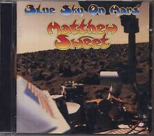MATTHEW SWEET - Blue sky on mars - CD 1997  NEAR MINT CONDITION UNPLAYED