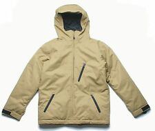 Quiksilver Mission Solid Boys Jacket (M) Gold