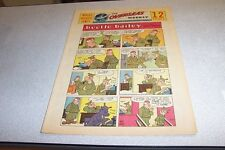 COMICS THE OVERSEAS WEEKLY 18 DECEMBER 1960 BEETLE BAILEY THE KATZENJAMMER KIDS
