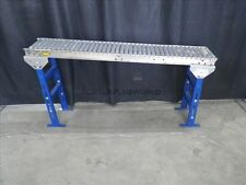 "Roller Conveyor 12"" x 62"" x 32.5"" High ( Used and Tested )"