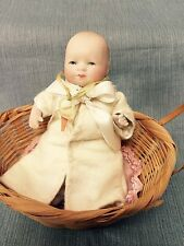 Antique All Bisque Bye-lo Baby – Germany – Grace Putnam