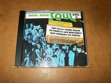 CD (IBC 202) - various artists - SOUL SOUL SOUL Vol.2.
