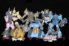 Bandai Gundam Strategy of Gundam SOG gashapon Part.2 (full set of 8 Pcs)